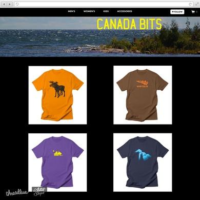 CANADA BITS ARTIST SHOP