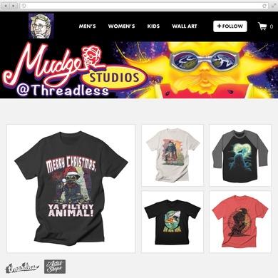 Mudge Studios Artist Shop