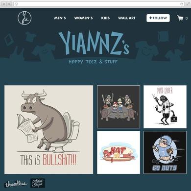 YiannZ's Artist Shop