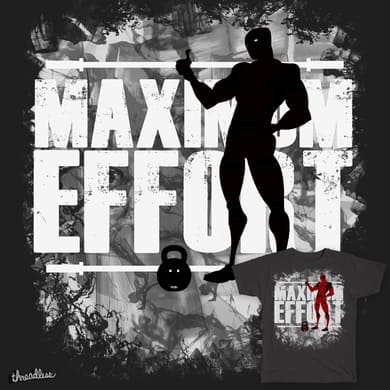 DP Maximum Effort
