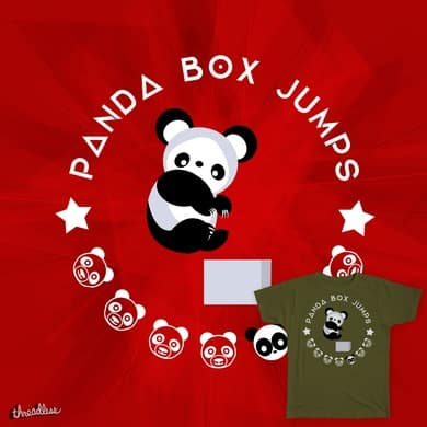 Panda Box Jumps