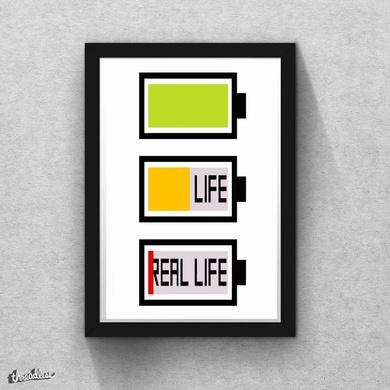 Virtual Life X Real Life
