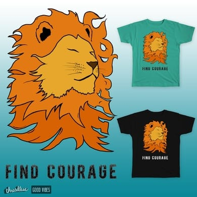 Find Courage
