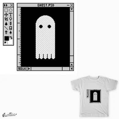 Transparent Ghost