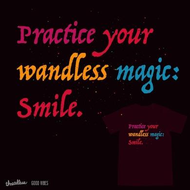 Wandless Magic, Ultimate Power