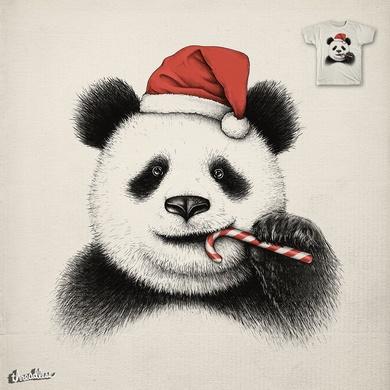 Festive Panda