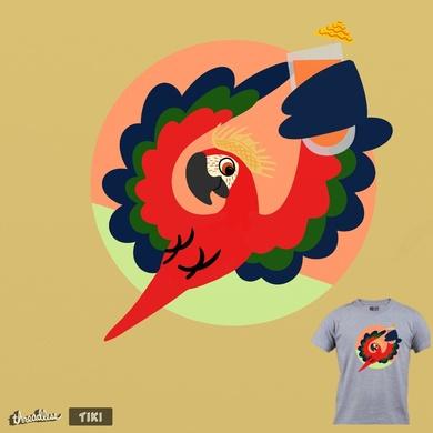 Tiki Macaw