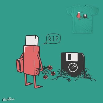RIP floppy