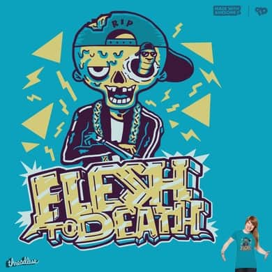 Flesh To Death