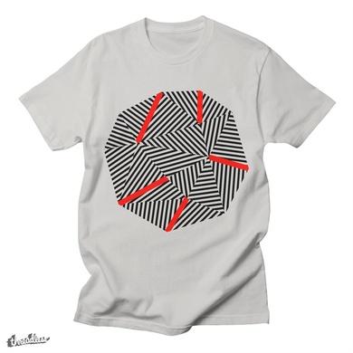 ripple round red