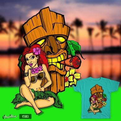 Tiki Tiki Hula Hop