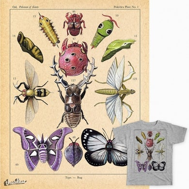 bug type