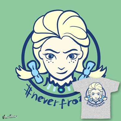 #neverfrozen