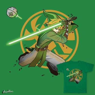 May the Link be with you!
