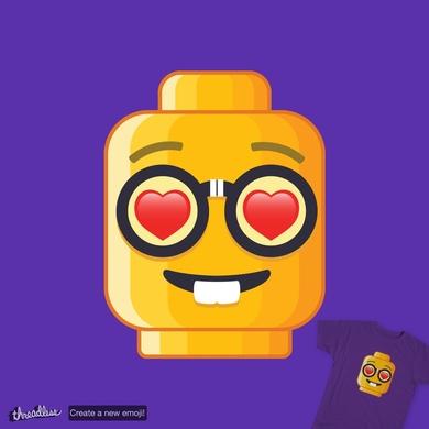 Emoji Lego