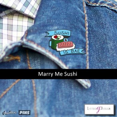 Sushi is Bae