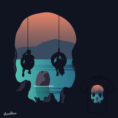 swing skull