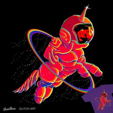Trippy Astronaut 2
