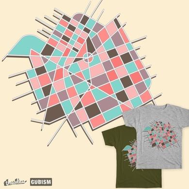 Cubist City