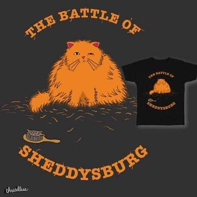The Battle of Sheddysburg