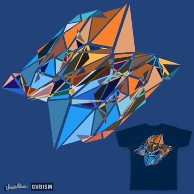cubist shape