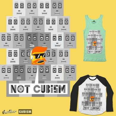No cubism
