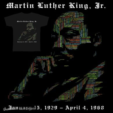 Martin Luther King, Jr. Tribute