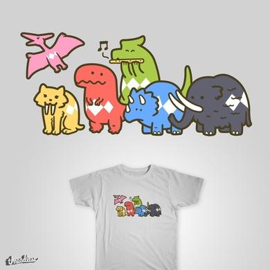 My Pet Dinosaurs