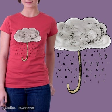 Happy Rain song