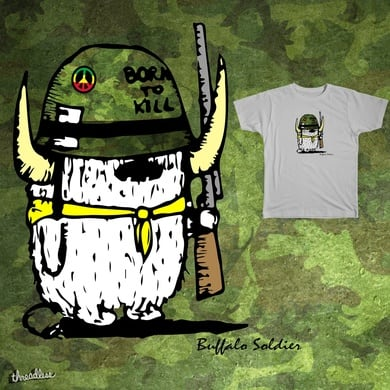 Buffalo Soldier 02