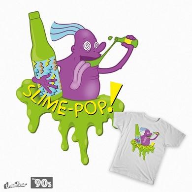 Slime-pop!