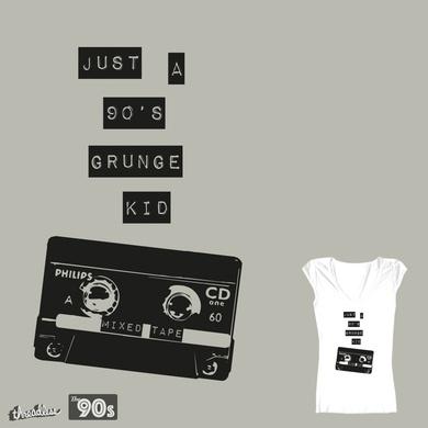 Just a 90's grunge kid