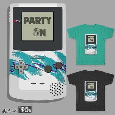 Party On In The 90's