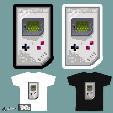 90's Gameboy