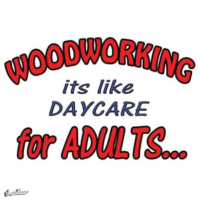 Woodworking for Adults