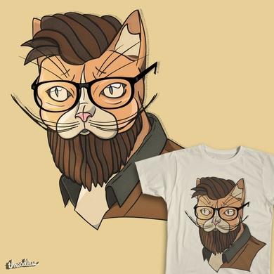 Dapper the Cool Cat