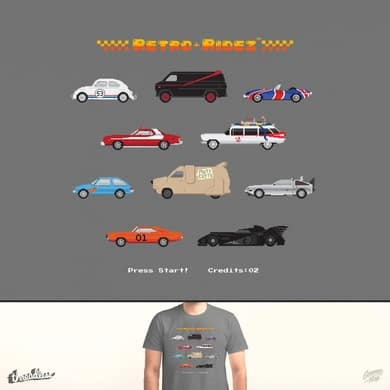 Choose Your Ride!