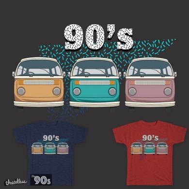 combis 90's