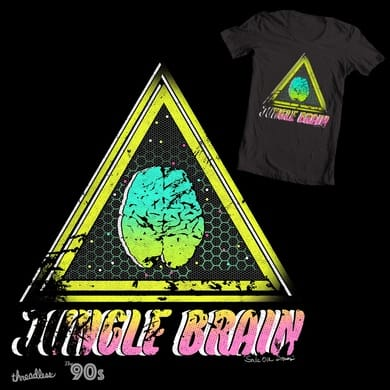 Jungle Brain (save our dreams)