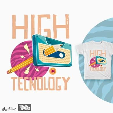 90s Tecnology