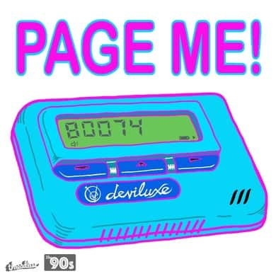 PAGE ME!