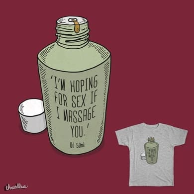 Message Oil
