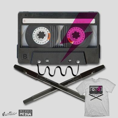 Rebel Cassette Tape