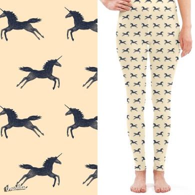 Unicorns Are Real - Leggings