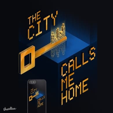 The City Calls Me Home