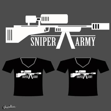 sniper army