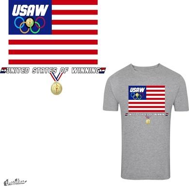 USAW UNITED STATES OF WINNING