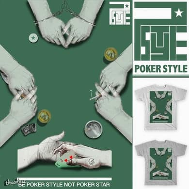 BE POKER STYLE