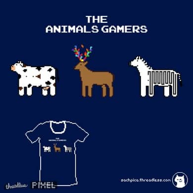 the animals gamers