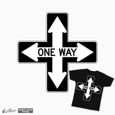 One Way(not really!)